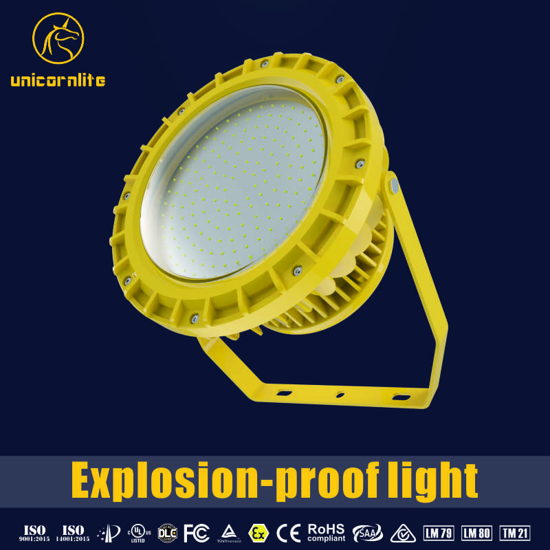 2x8W 2x14W 2x18W Offshore Oil Platform Lighting Explosion Proof LED T5 T8 Tube Lights