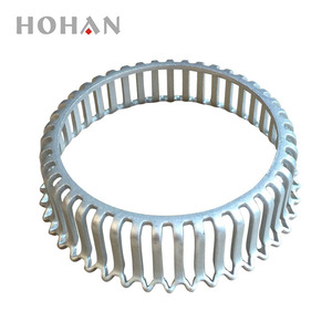 37990643 Other Auto Parts Custom Cheap ABS Tone Ring of 43 Teeth Window  Types in Automobiles