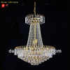 factory-outlet crystal chandelier light, ceiling fan crystal chandelier light, crystal ceiling decoration light Model:DY6018-600