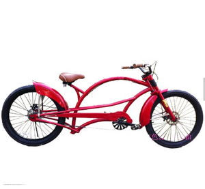 Retail small quantity on sale CE American resale chopper beach cruiser bicycle