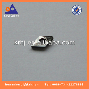 high quality Indexable Blade PCD diamond inserts from Zhuzhou Kerui