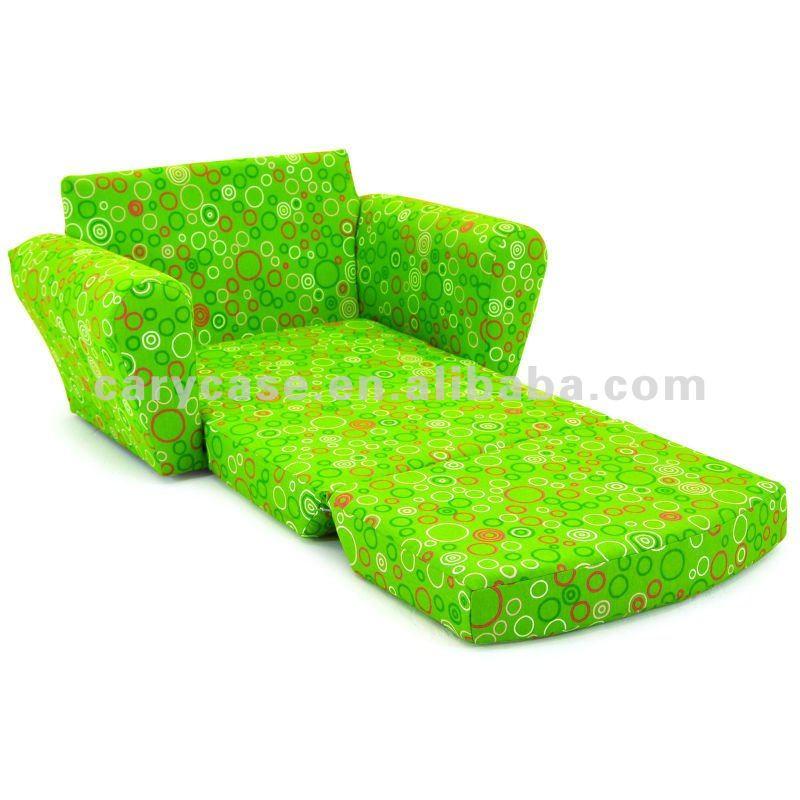 vert mousse chaise pour enfants, pliable cercle enfants pouf ... - Chaise En Mousse Pour Bebe