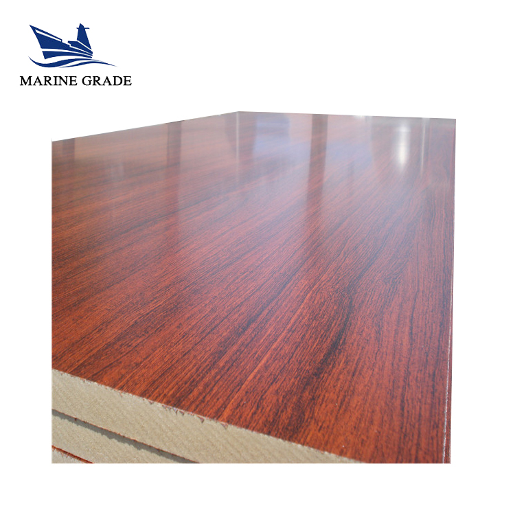 Melamina tableros 4mm placa mdf crudo precio