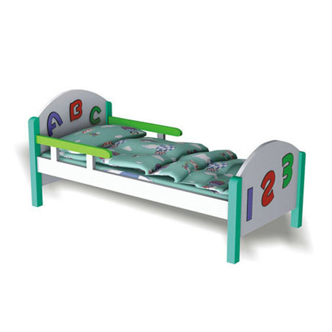 LYT Professional Portable Kindergarten School Furniture Kindergarten Wooden Bed Kids