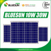 Bluesun 6v 5w low price mini solar panel build your own solar panel