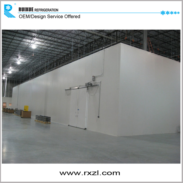 Low Cost OEM Cold Storage Room Project For Fresh Fruit Potato Ice Cream  Frozen Fish