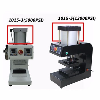 High Pressure 13000PSI Pneumatic Heat Rosin Press Dual Heat Double heating plates Rosin Dab Press Machine For Rosin Hash