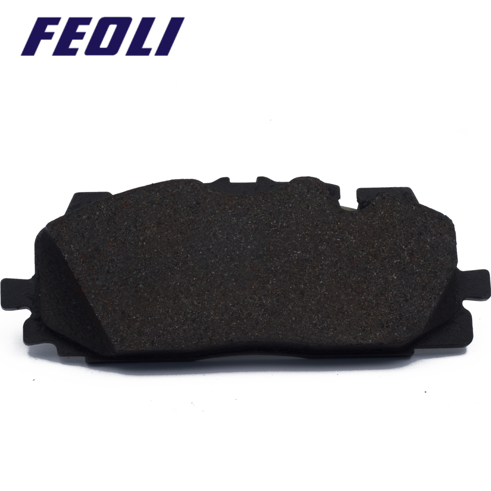 OEM:2992348 1390428 for Iveco wholesale competitive price brake pad