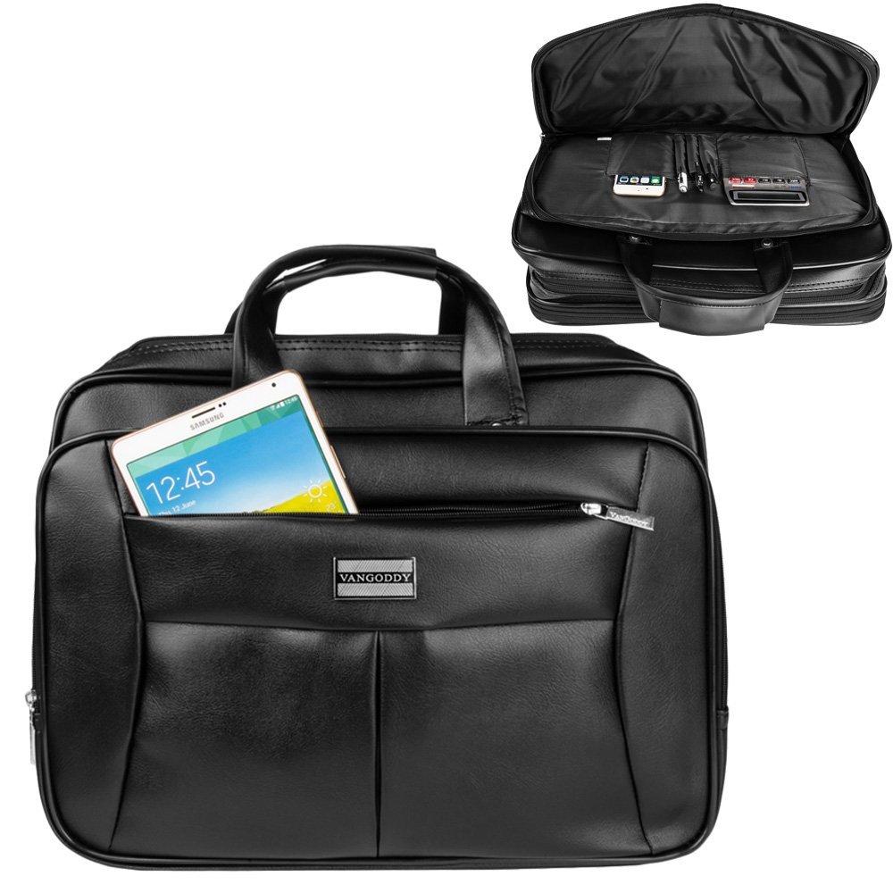 """Vangoddy Barrow Laptop Bag Briefcase for Acer Aspire One CloudBook 14""""/ Aspire F 15 Series 15.6""""/ Aspire V 15/ V5/ R7/ R14/ M/ E/ E1/ ES/ Chromebook 15"""
