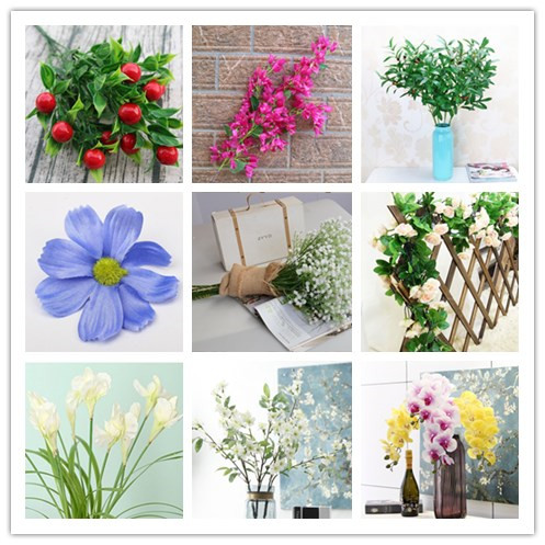 Wholesale Artificial Monstera Vine Rattan For Home Wedding Garden Decoration