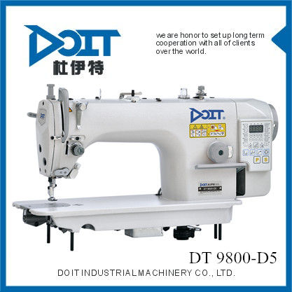 HIGH SPEED COMPUTER LOCKSTITCH INDUSTRIAL SEWING MACHINE DT9800-D5