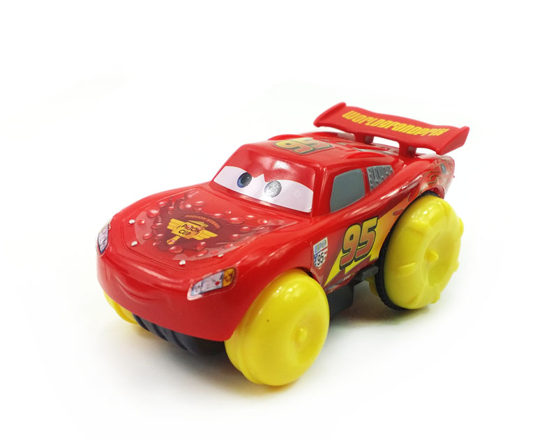 Cars Pixar Hydro Wheels Lighting Mcqueenes Bath Vehicle New Loose Kids Toys Car Toys For Children Gift