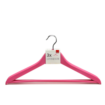 Factory Price Hotel Manufacture Deluxe Wood Hangers
