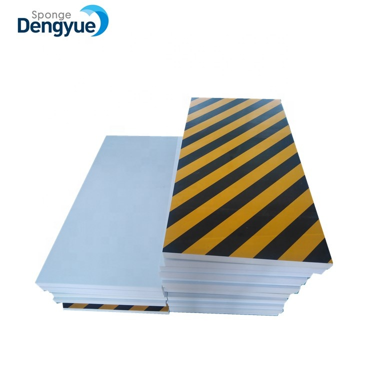 Factory Supply Parking Safety Foam Corner Guard Wall Protector With Adhesive.
