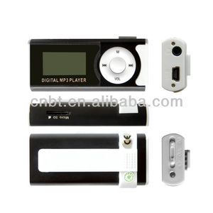 New mini solar power mp3 player with good quality