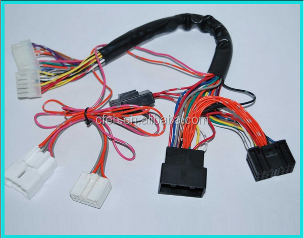 free sample wire harness for automobile medical house ... sample wire harness 20 pin wire harness wire #1