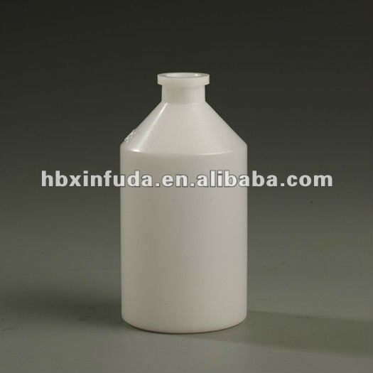 B32 EO Sterile 250ml plastic bottle for veterinary vaccine