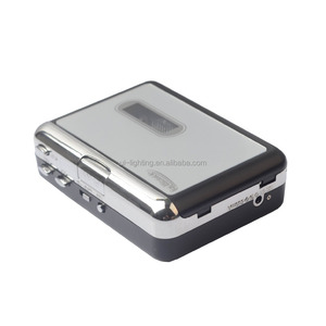 Cassette Tape to MP3 Converter Capture Audio Music Player