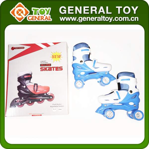 37*11*41cm Competitive Price Fashion Kids Four Wheel Roller Skates Shoes
