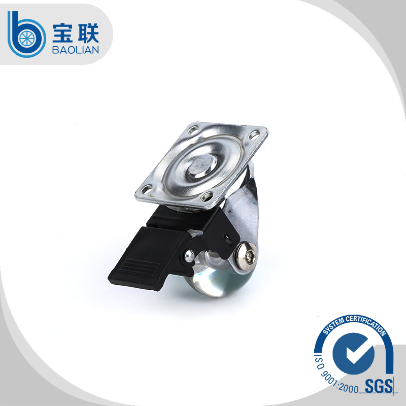 High or low temperature durable furniture caster wheel