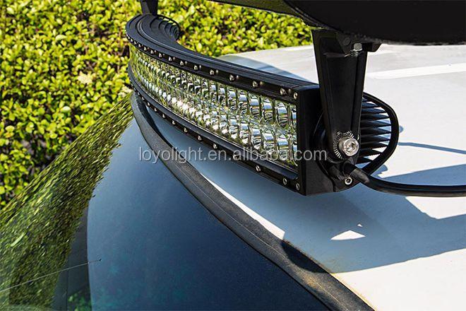 180w Curved Led Light Bar Wholesale Price Off-road Car Led Bar ...