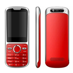 2.4 inch metal case newest tv mobile phone with dual sim cards k100