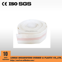 PU lining canvas fire resistant hose made in China/ fire resistant hose/fire fighting Hose