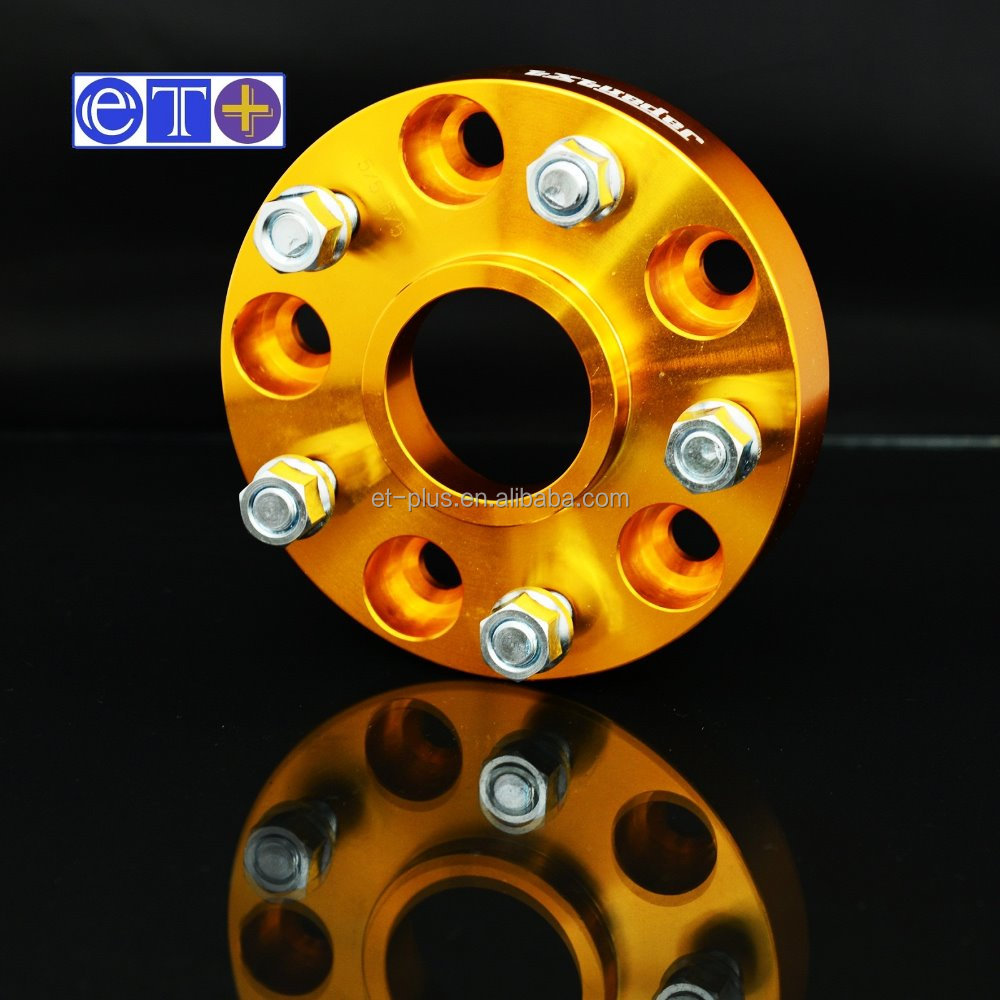 "eT+ Forged 6061-T6 Wheel Adapter 5x5"" Car Wheel Spacer for Jeep Wrangler"