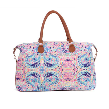 Whole Lilly Pulitzer Inspired Womens Weekend Bag