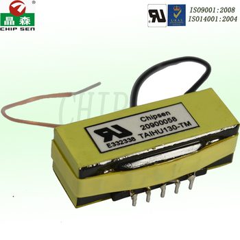 Chipsen flyback transformer EE/EI/EF/RM Serie step down transformer 50HZ 60HZ low frequency 24V therapy device audio Transformer