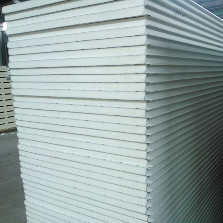 Custom nice xps movable prefab panels house light weight eps sandwich panel for warehouse