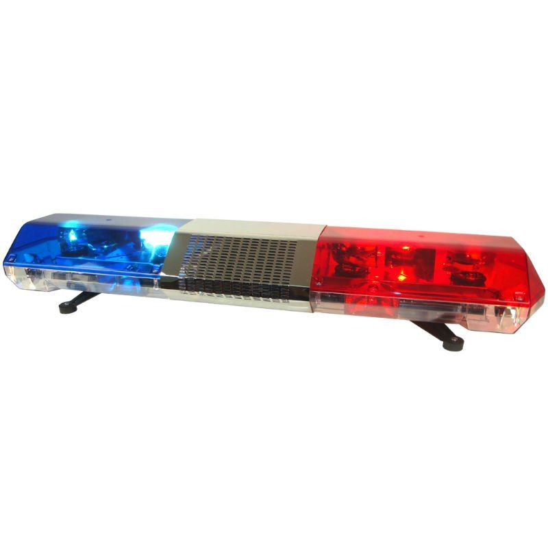 More Lights Bars On Police Cars