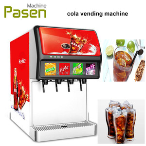 Carbonated beverage fountain soda machine / Electric post mix dispenser