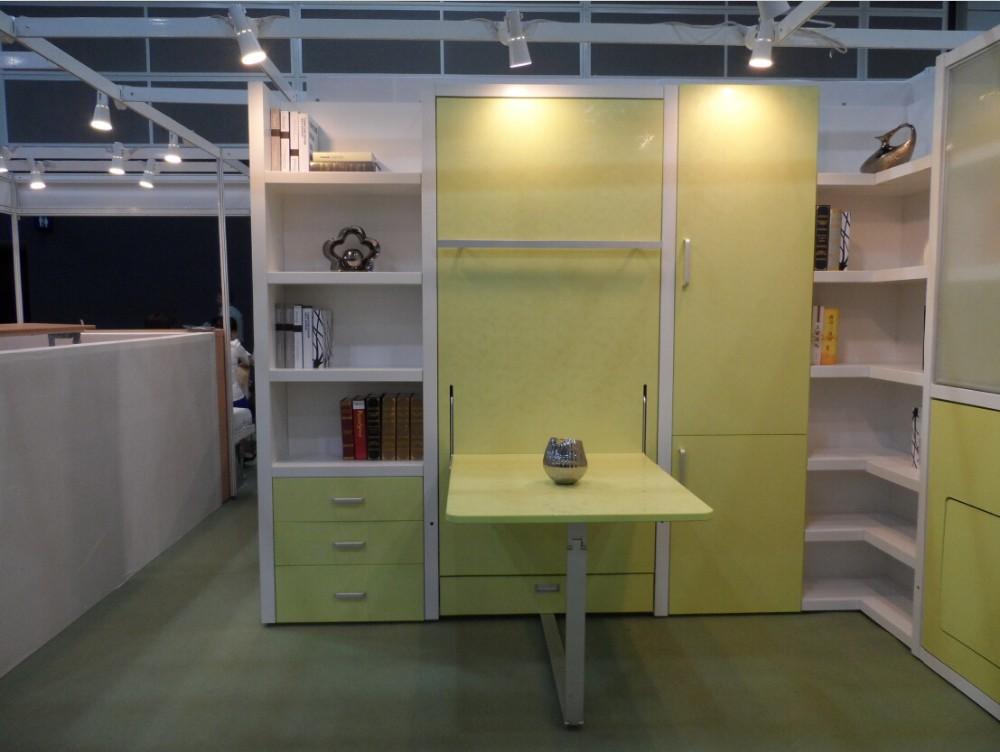 houten muur bed slaapkamer meubels smart meubels moderne kinderen