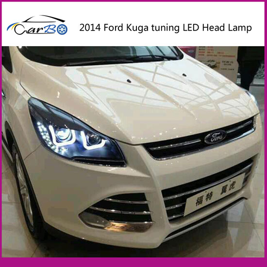 2014 hot sale new arrival headlamp for ford kuga buy. Black Bedroom Furniture Sets. Home Design Ideas