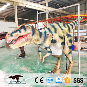 OA3528 Inflatable Costume Artificial Dinosaur Products High Quality Silicon Rubber Costumes