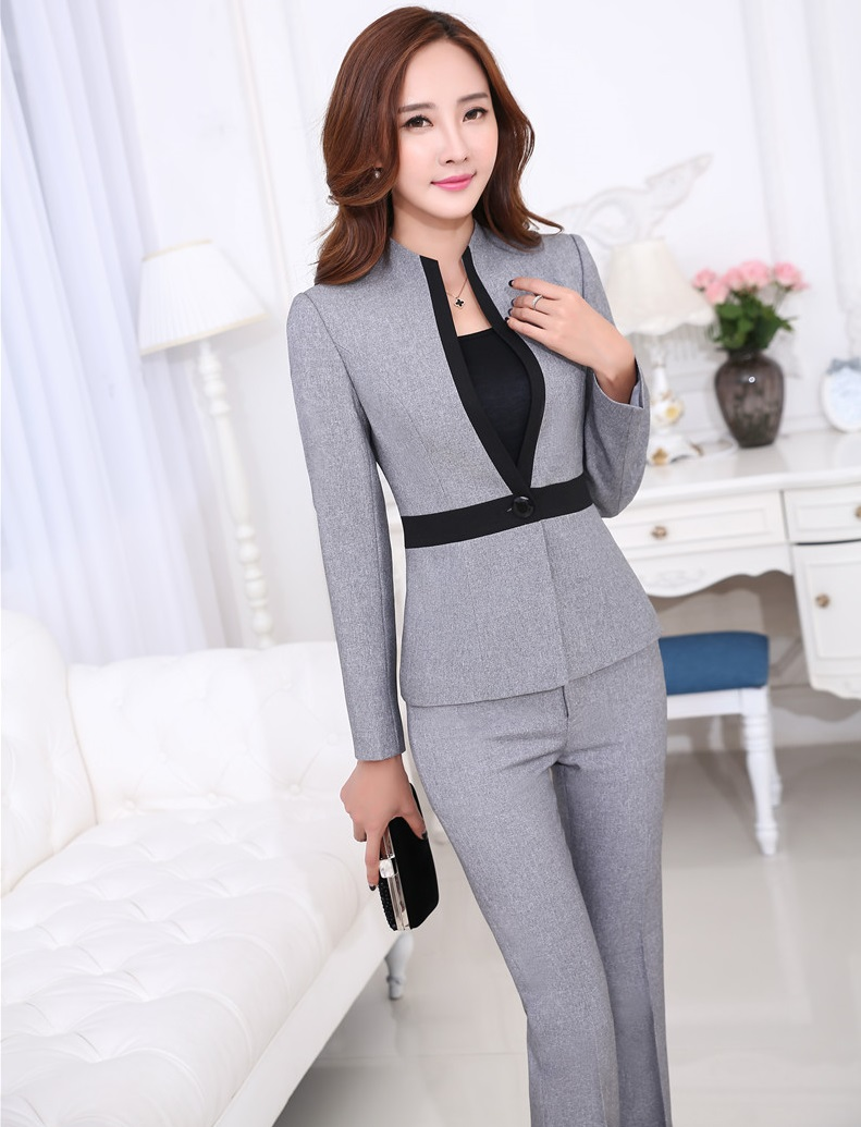 Women Dress Suits For Work With Luxury Example In India ...
