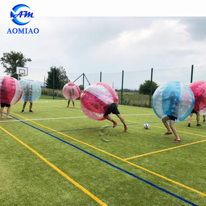 AOMIAO 1.2/ 1.5/ 1.8m buddy bumper ball inflatable soccer bubble for adult