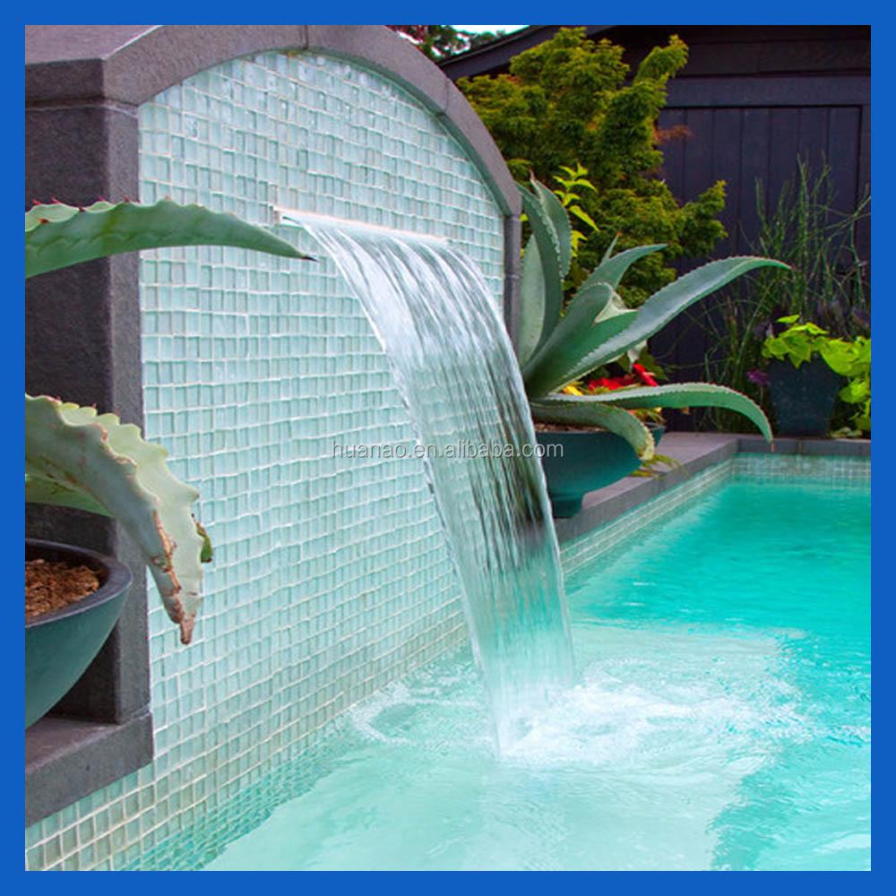 cascade d 39 eau pour piscine cascade cascade d 39 autres. Black Bedroom Furniture Sets. Home Design Ideas