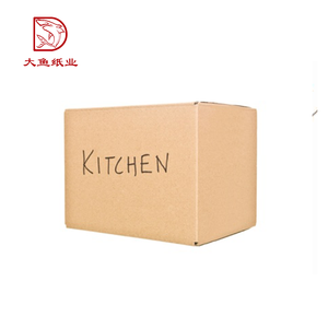 Custom made square kitchenware paper safe acking box