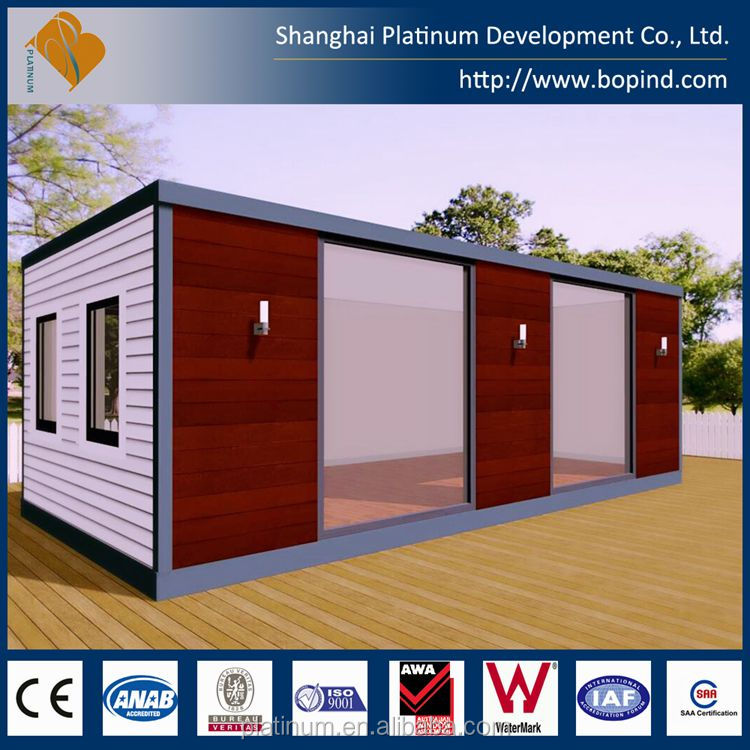 Fully Assembly Solar Modular Container House