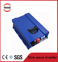 Pure sine wave MPPT solar power inverters for home use 4kw 5kw 6kw