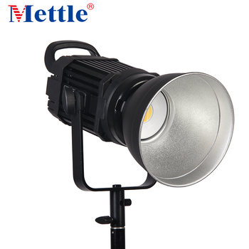 Mettle Ultra Bright 100W 200W  Single Color Bi Color RGB LED Studio Video Light Photographic Lighting LED Video Light