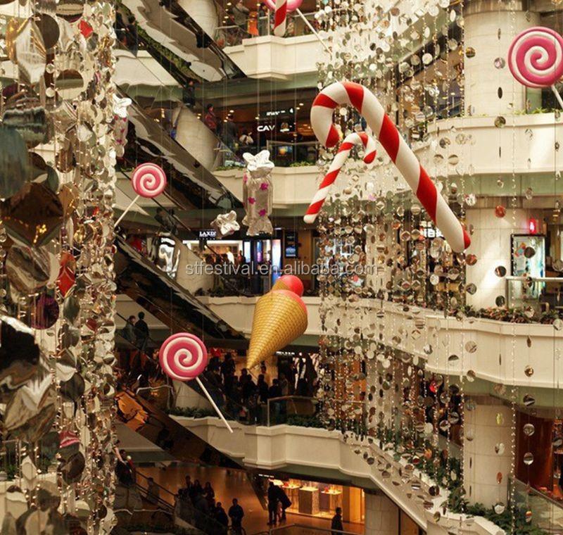 2015 centro comercial cesta al por mayor adornos navide os