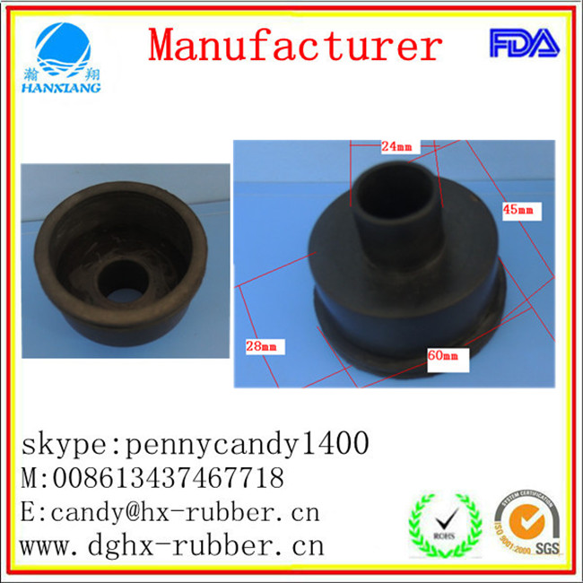 Dongguan factory customed rubber dustproof cap