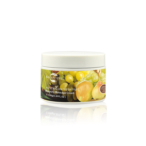 Australian Fresh Organic fruit Massage Cream whitening facial massage cream for dry skin