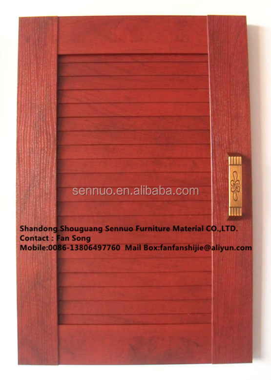 Shutter Style Cabinet Doors, Shutter Style Cabinet Doors Suppliers And  Manufacturers At Alibaba.com