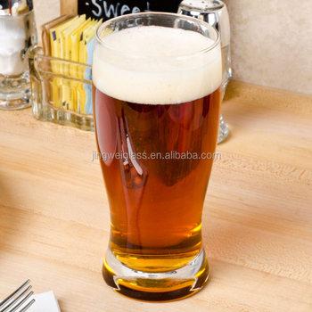 Brand tulip pint beer glasses