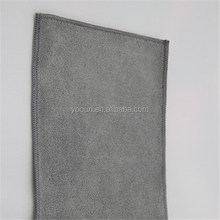 Grey microfiber lens cleaning cloths