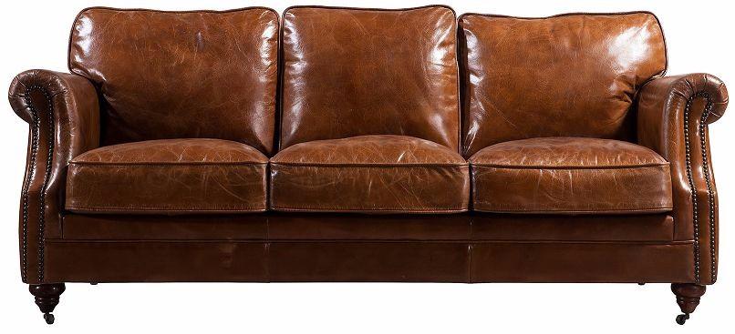 Home Furniture Leather Sofa Antique Furniture Wholesale